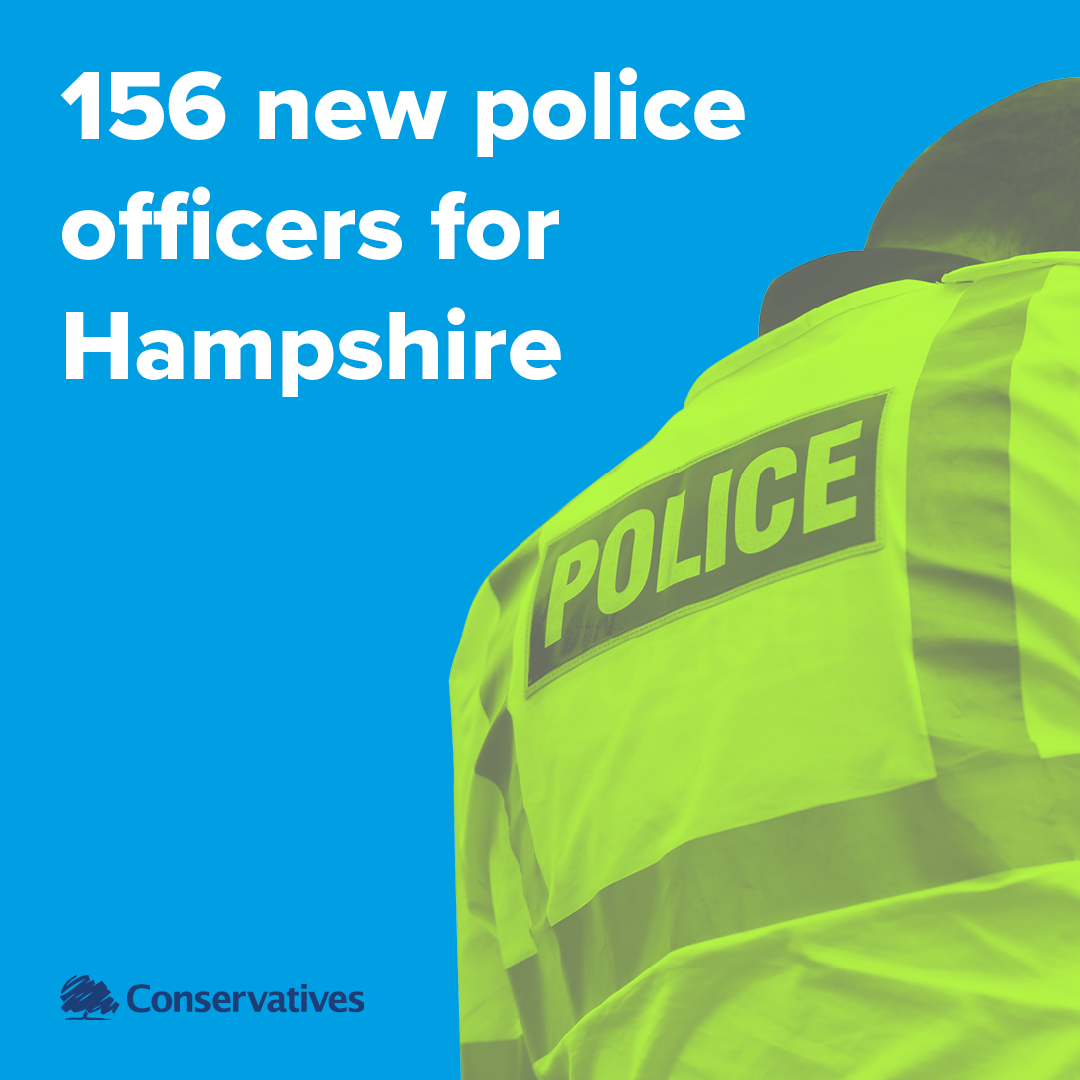 156 more police officers