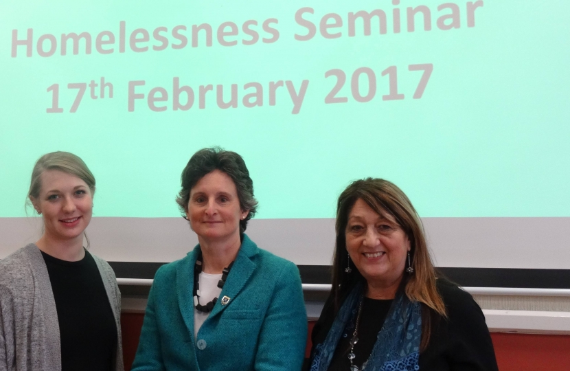 Homelessness Seminar 16th February 2017